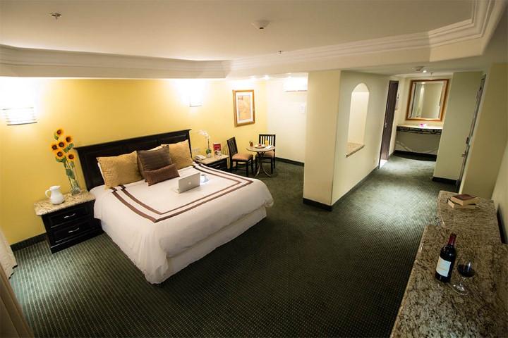 hotel ticuan tijuana baja california empresarial