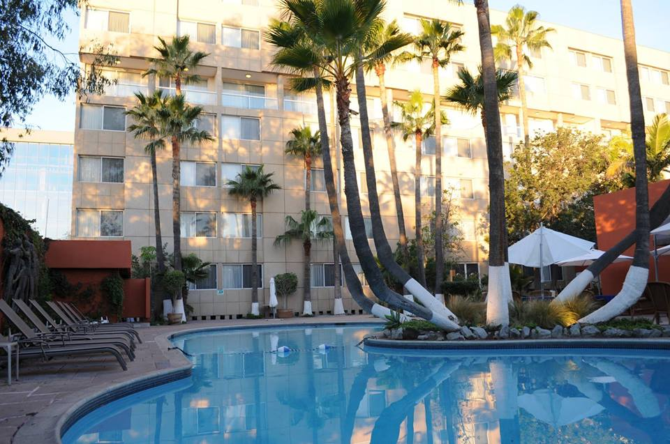 Hotel Palacio Azteca Tijuana Baja California
