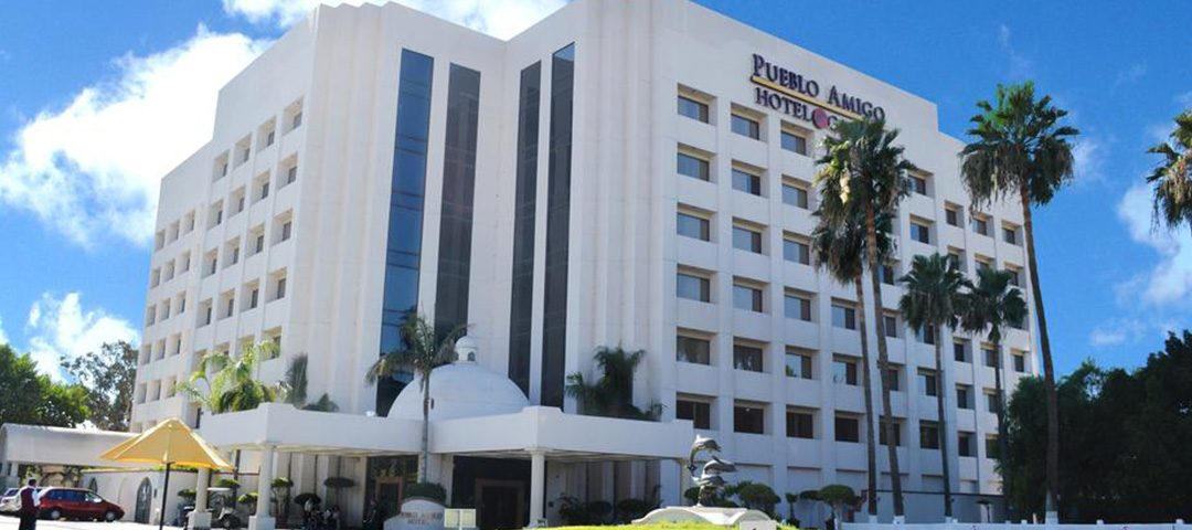 Hotel Pueblo Amigo Tijuana Baja California