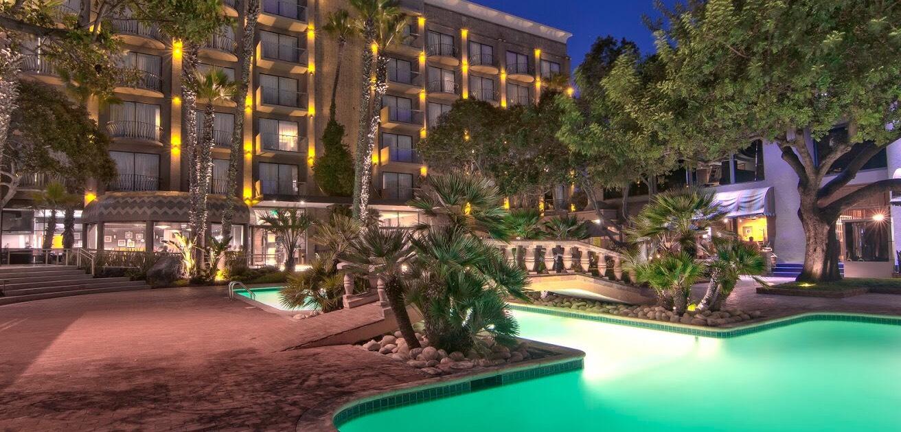 Lucerna tijuana Hotel Baja California