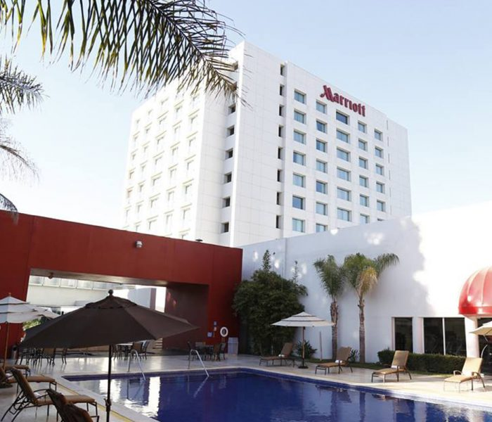 Hotel Marriott Tijuana Baja California