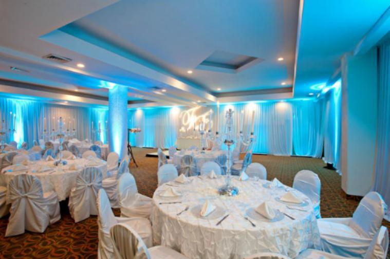 Holiday Inn Tijuana Zona Rio banquete