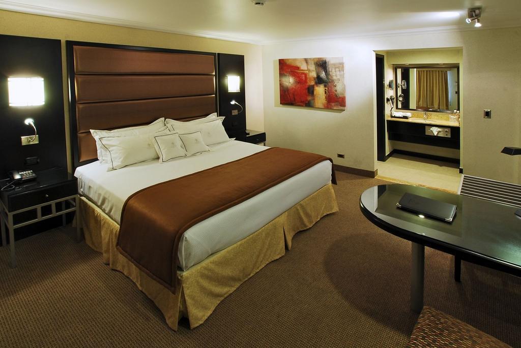 Hotel Real del Rio recamara