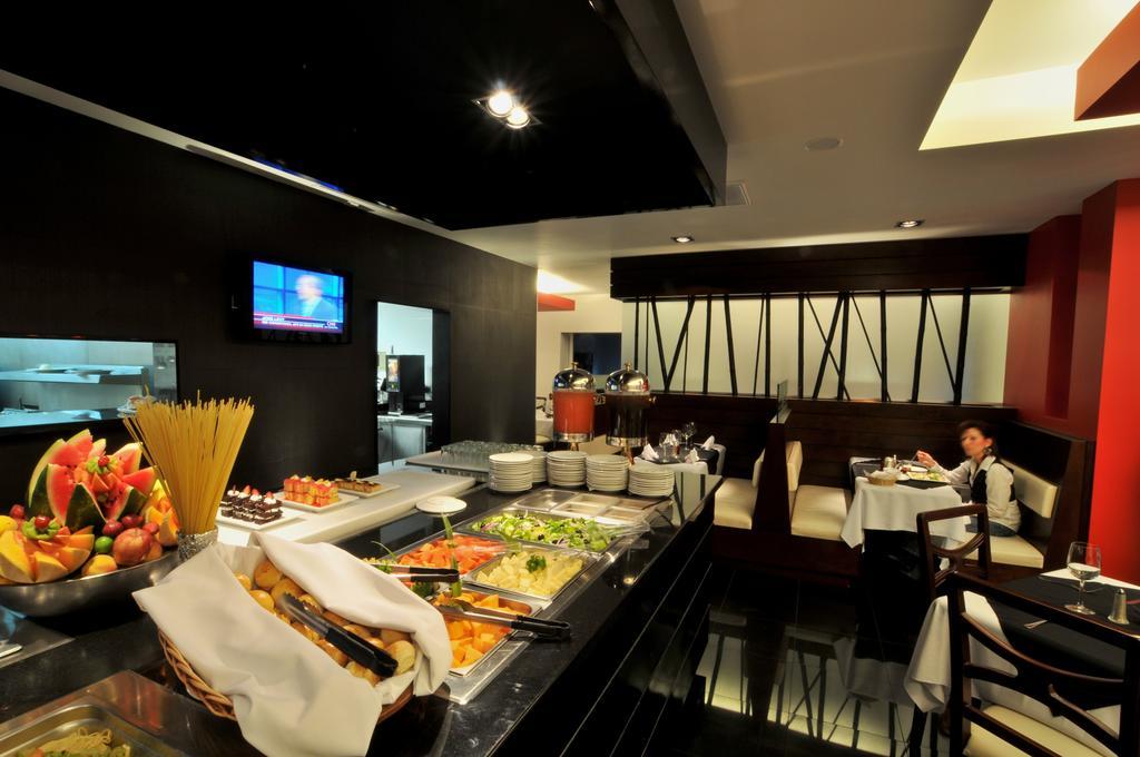 Hotel Real del Rio restaurant