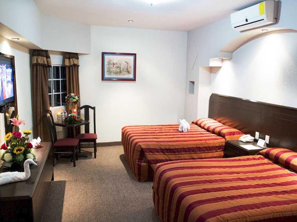 hotel-del-principado-camas