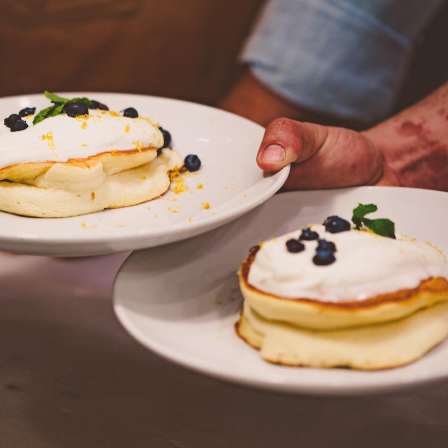 Pancakes Central Tijuana