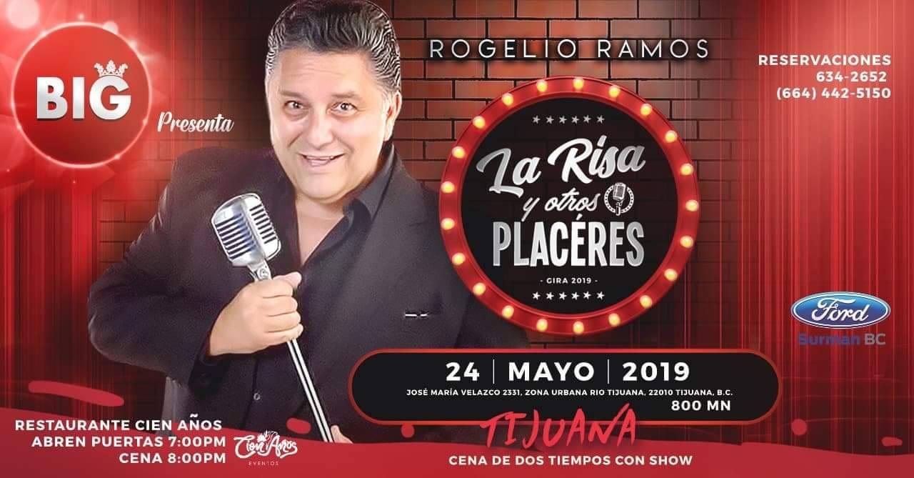 La risa risa y otros placeres Rogelio Ramos