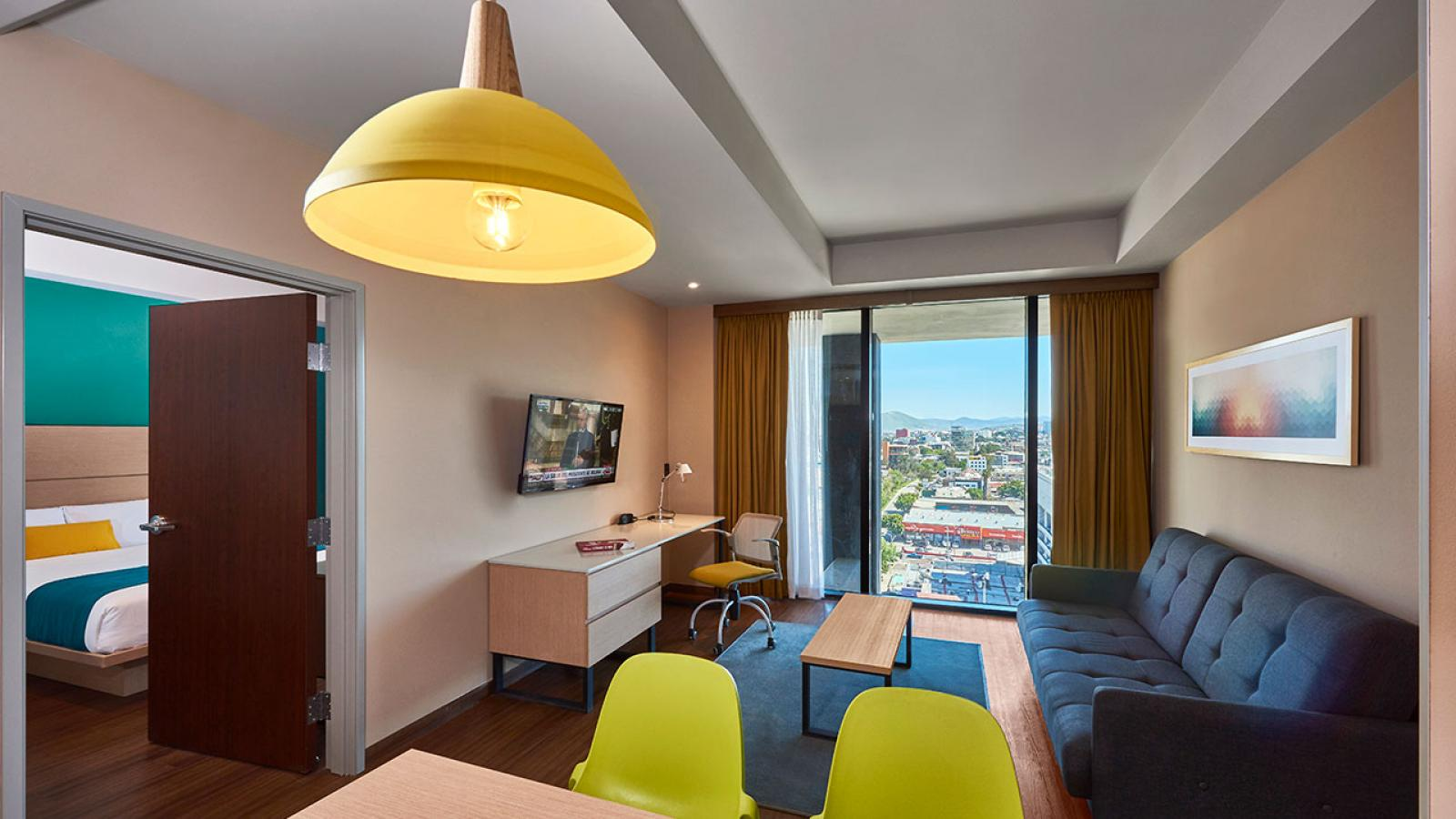 Hotel City Express Suites Tijuana Rio
