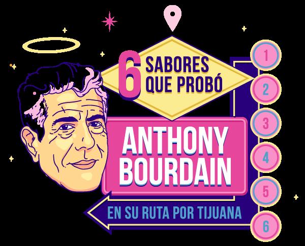 Anthony Bourdain Tijuana Baja California