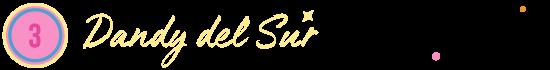 Dandy del Sur Anthony Bourdain Tijuana