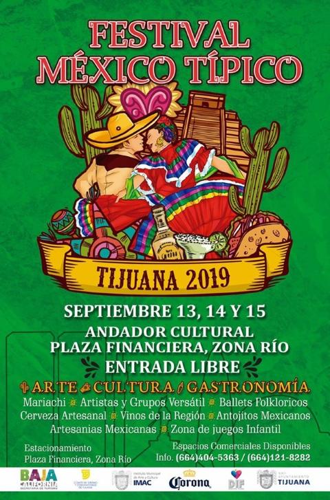 Festival Mexico Tipico