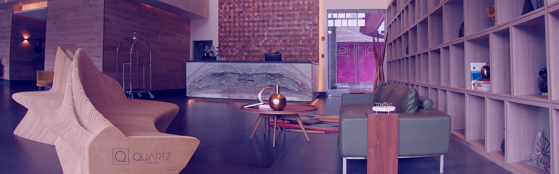 Quartz Hotel and Spa