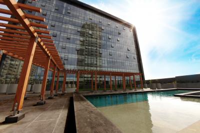 Quartz Hotel and Spa exterior