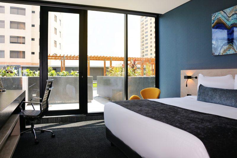 Quartz Hotel and Spa vista