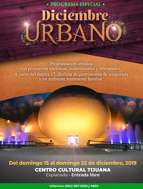 diciembre urbano