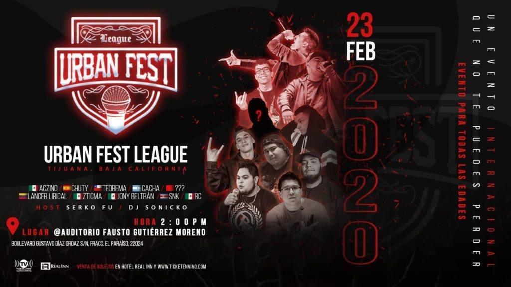 League Urban Fest