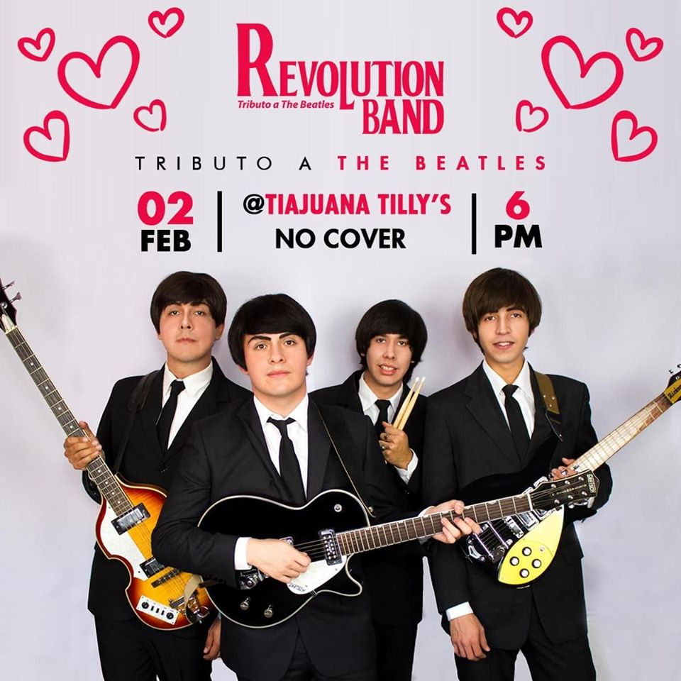Super Bowl & Tributo a The Beatles