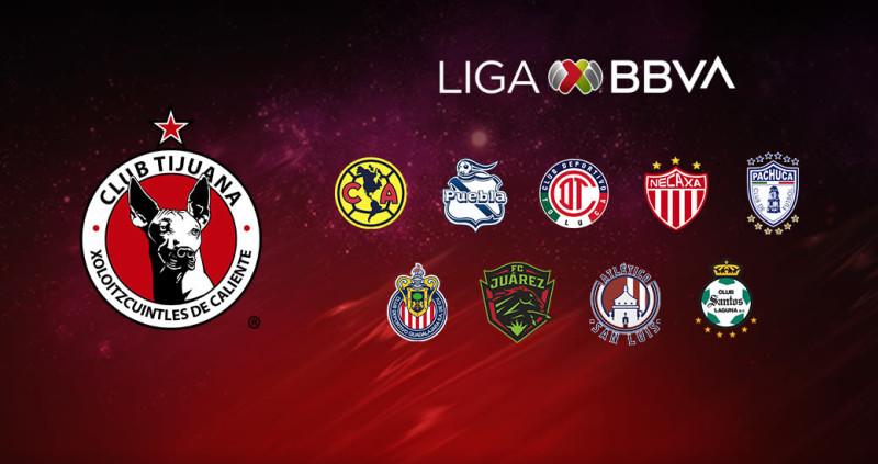 Xolos VS Club América