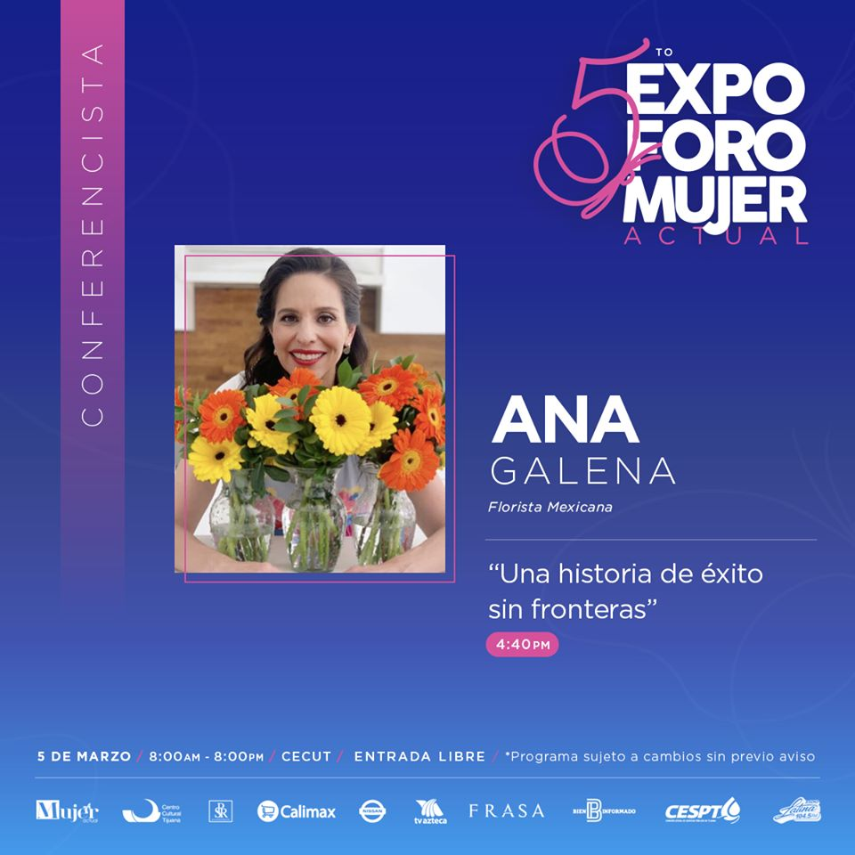 5to.-Expo Foro Mujer Actual Ana Galena