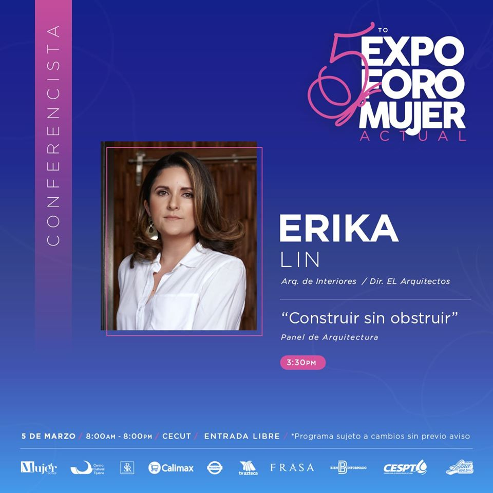 5to.-Expo Foro Mujer Actual Erika lin