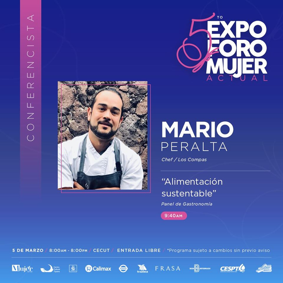 5to.-Expo Foro Mujer Actual Mario Peralta