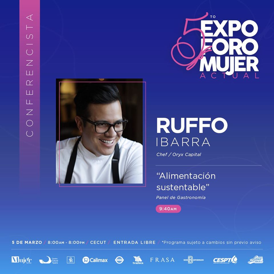 5to.-Expo Foro Mujer Actual Ruffo Ibarra