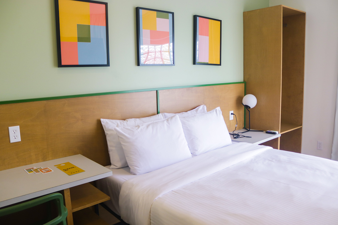 Nook Hotel Tijuana Centro