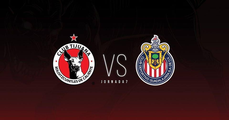 Xolos vs Chivas