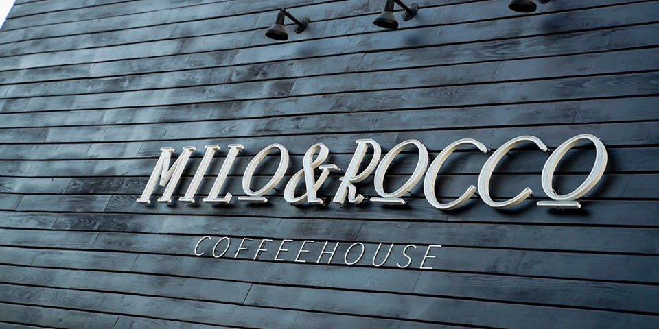 Milo & Rocco- Coffeehouse