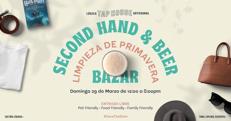 Second Hand & Beer Bazar