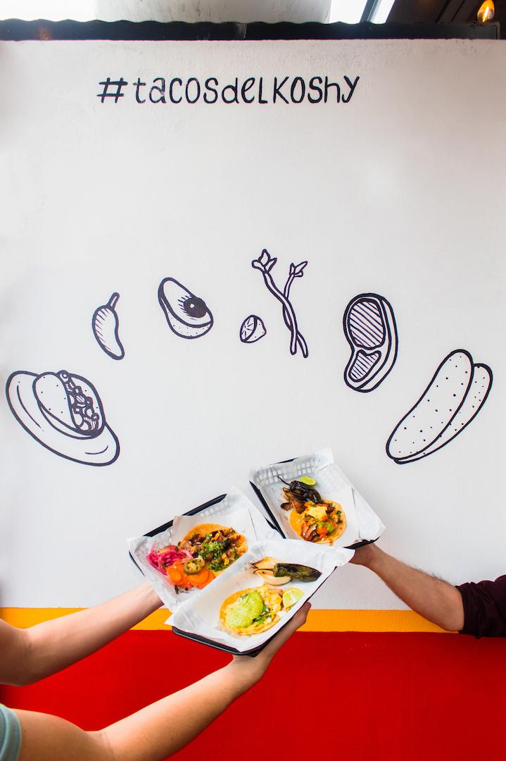 Tacos del Koshy, Tijuana