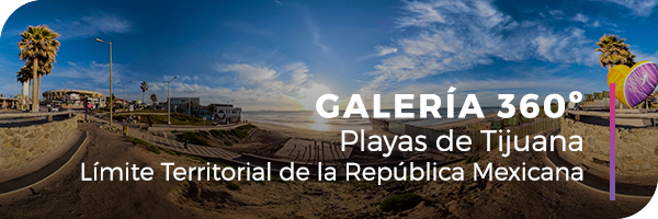 Tour virtual Playas de Tijuana