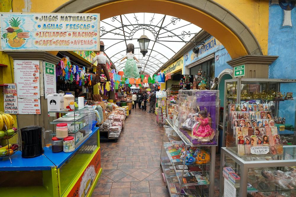 El Popo, el mercado más antiguo de Tijuana