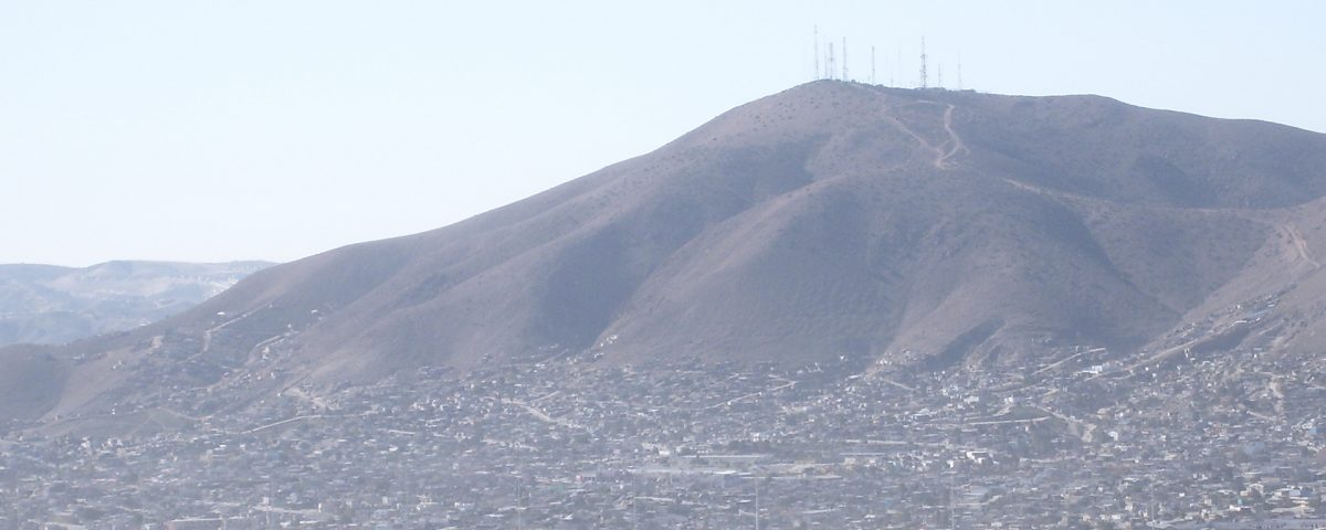 Cerro Coronel Tijuana