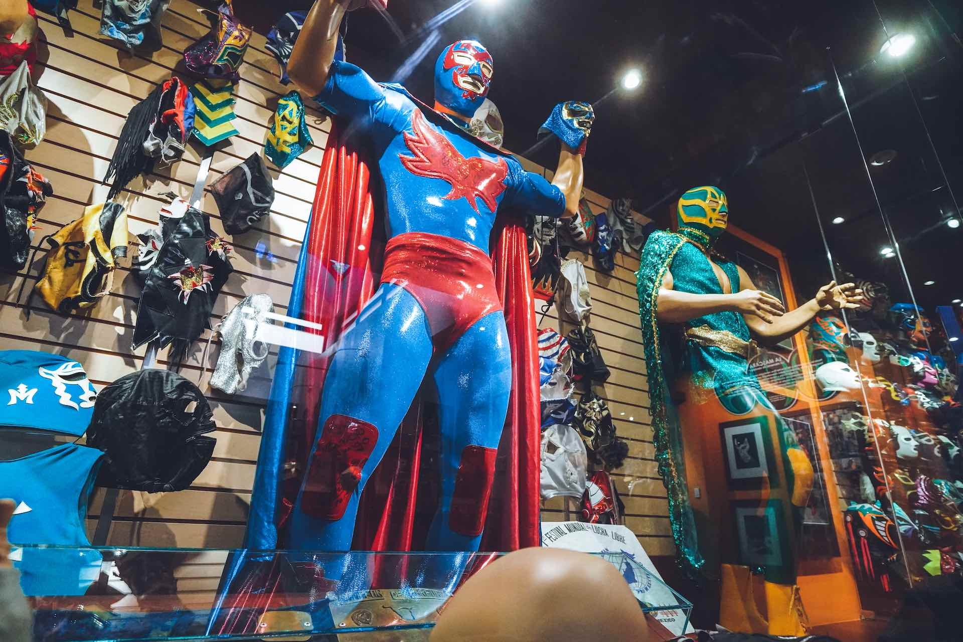 Museo Lucha Libre