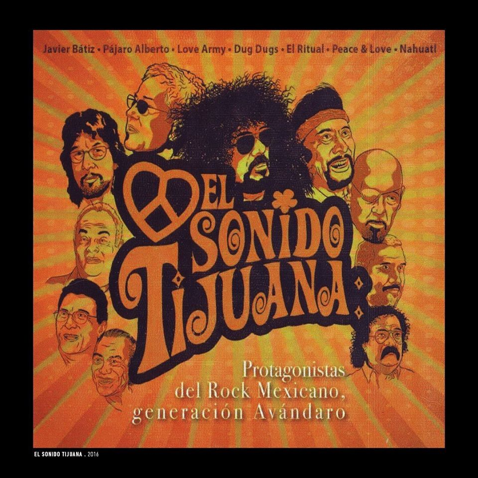 El Sonido Tijuana. 2016. Productor- Alex Perales