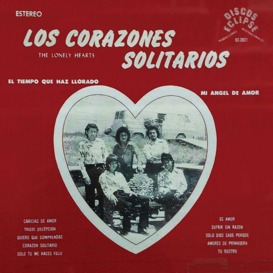 Los Corazones Solitarios. 1975. Discos Eclipse