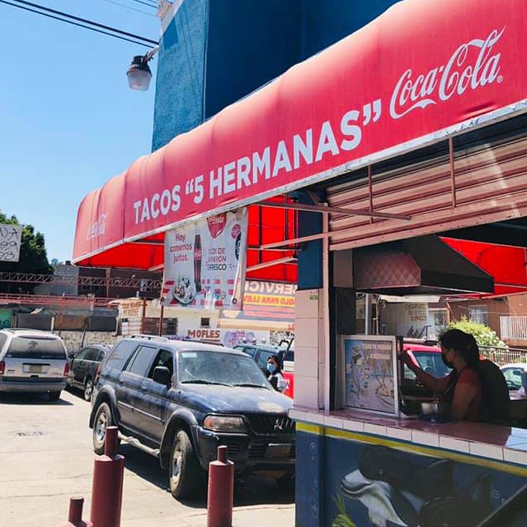 Tacos Las 5 Hermanas