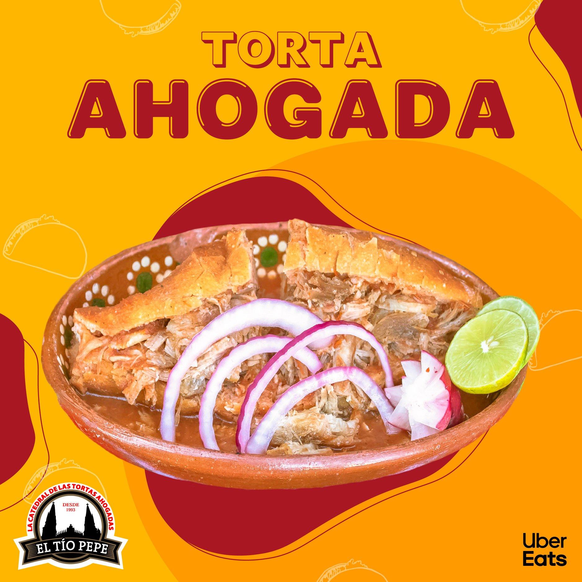 Tacos y Tortas Ahogadas El Tío Pepe