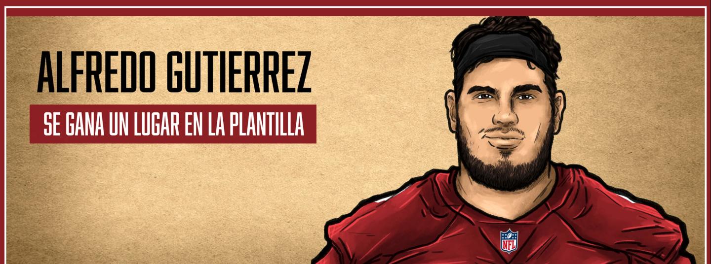 Alfredo Gutierrez 49ers