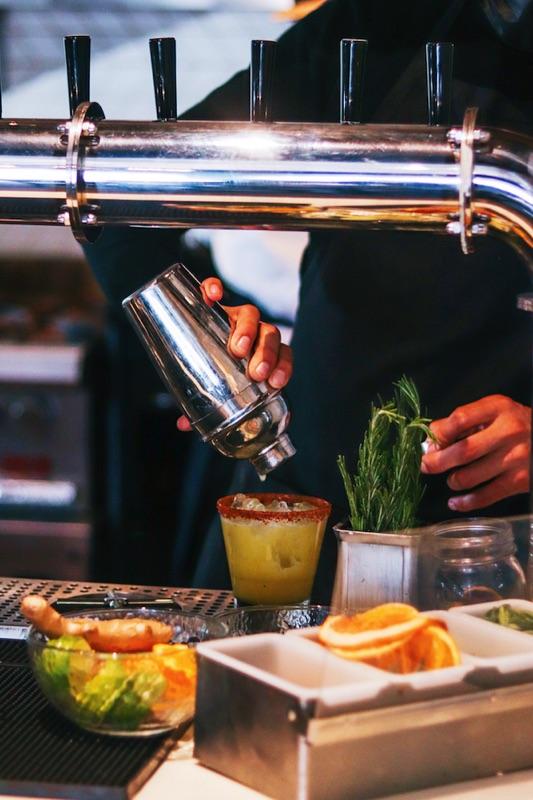 Trucha, cocina creativa