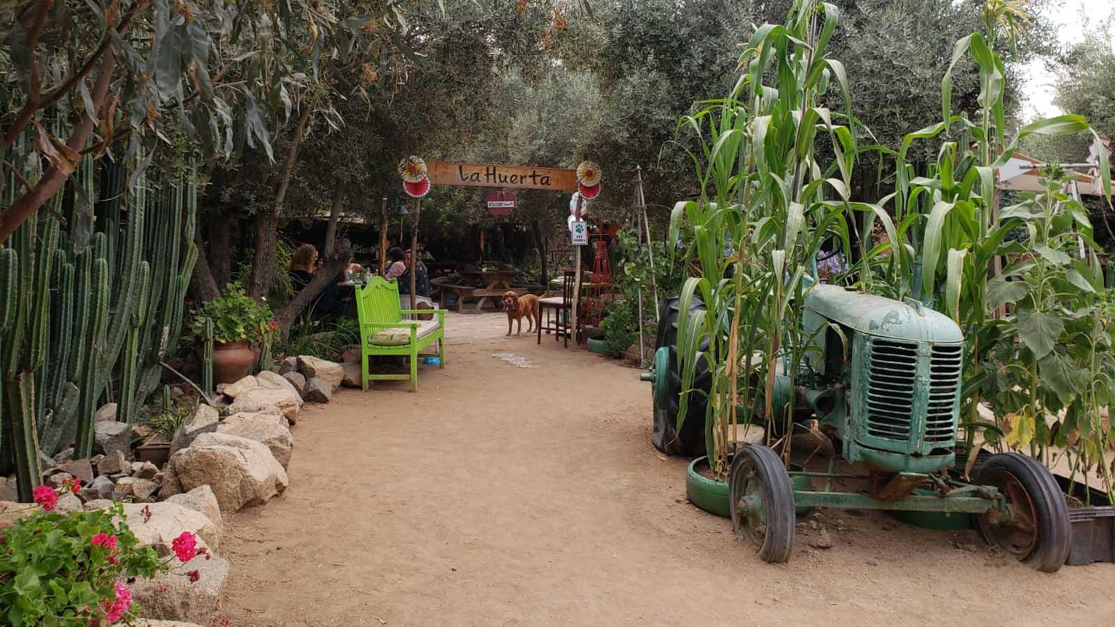 La Huerta Restaurante, Tijuana