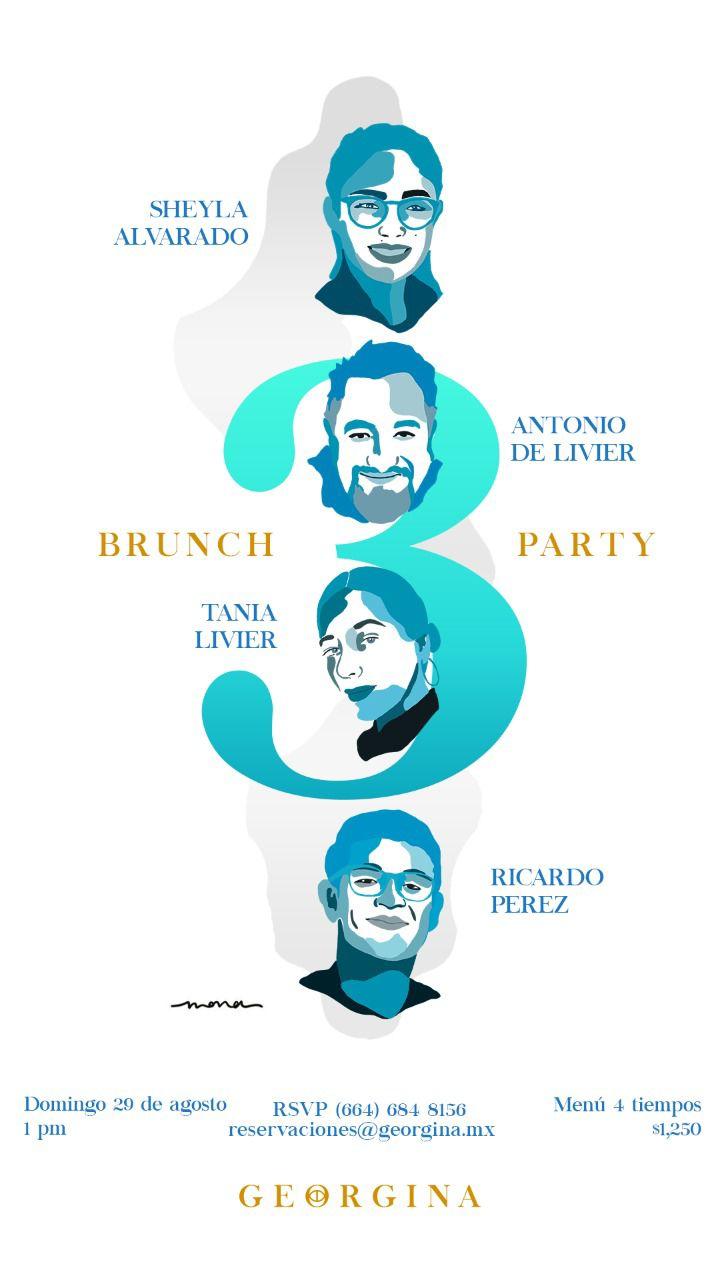 Brunch Party Georgina