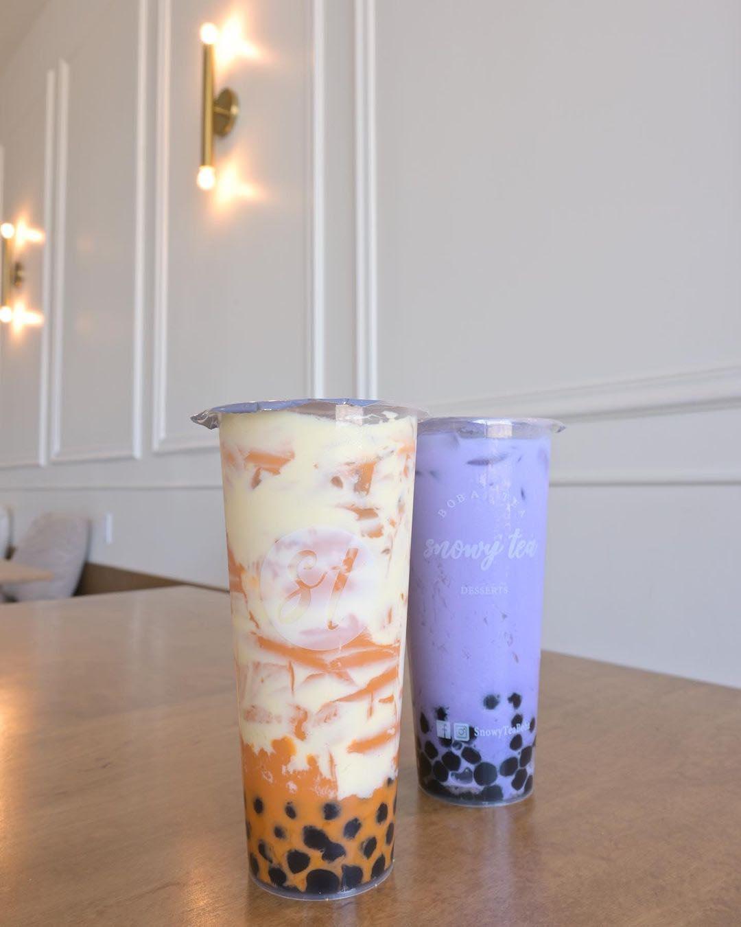 Snowy Tea Boba & Desserts 02